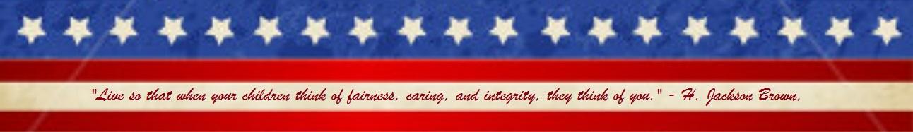 Patriotic Divider